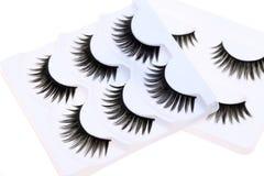 False eyelashes Royalty Free Stock Photo