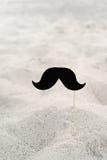 False mustache Royalty Free Stock Image