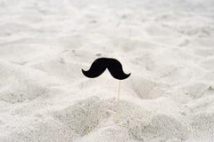 False mustache Stock Photography