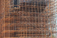 Falsework Royalty Free Stock Photo