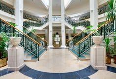 falsk handrailstrappa Royaltyfria Bilder