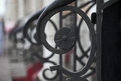 Falska dekorativa stänger Royaltyfria Bilder