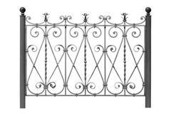 Falskt staket. royaltyfria bilder
