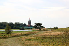 Falsterbo Lighthouse, Sweden Stock Image