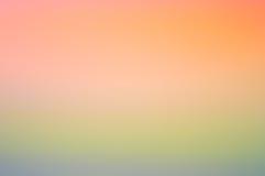 Falta de definición abstracta de-enfocada coloreada multi colorida de la foto imagen de archivo libre de regalías