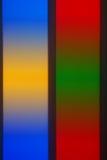 Falta de definición abstracta de-enfocada coloreada multi colorida de la foto ilustración del vector