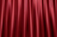Falta de definición de la cortina del terciopelo Fotografía de archivo libre de regalías