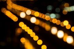 Falta de definición de la luz Fotografía de archivo