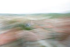 Falta de definición de movimiento abstracta colorida del fondo Fotografía de archivo libre de regalías