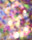 Falta de definición multicolora Fotografía de archivo