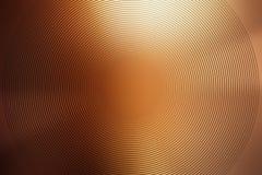 Falta de definici?n radial de la textura del oro de la pendiente luz libre illustration