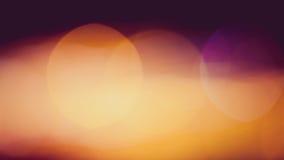 Falta de definición de movimiento de la luz Foto de archivo libre de regalías