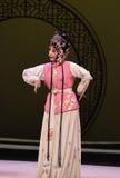 """falta del hallazgo -  del oeste de Chamber†del """"the de la ópera de Kunqu foto de archivo"""