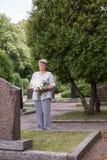 Faltando um marido Fotos de Stock Royalty Free