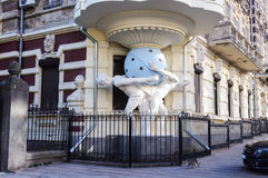 Faltz-Fein House in Odessa Royalty Free Stock Photos