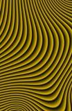 falujące fractal piasku Zdjęcia Royalty Free