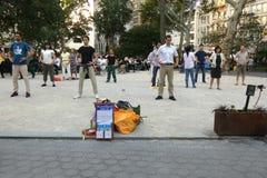 Falun Dafa Stock Foto
