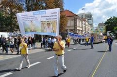 Falun Gong Royalty Free Stock Photo