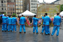 Falun Gong Day Royalty Free Stock Image
