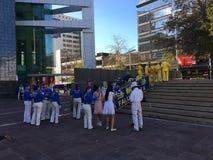 Falun Gong Falun Dafa Stock Photography