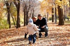 A família Fotos de Stock