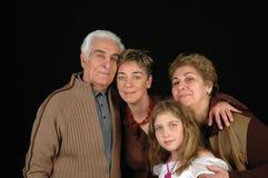 Família Foto de Stock