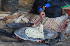 Família beduína Imagem de Stock Royalty Free