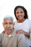 Família da minoria imagens de stock royalty free