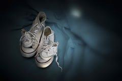 Família das sapatilhas Fotografia de Stock Royalty Free