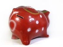 Família de bancos piggy imagem de stock royalty free