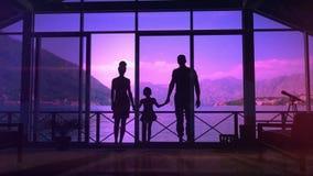 Família em férias filme