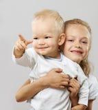 Família feliz Imagens de Stock