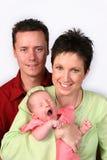 Família nova Imagem de Stock