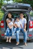 famílias foto de stock