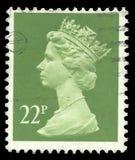 Famílias reais, rainha Elizabeth ?a imagens de stock
