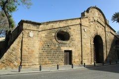 Famagusta门 库存照片