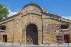 Famagusta门 免版税库存照片