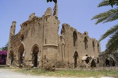 Famagusta Cyprus - Saint George of the Greeks Stock Photography