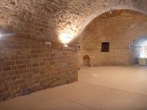 Famagusta gete in het vestingwerk van Nicosia Royalty-vrije Stock Foto's