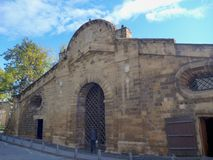 Famagusta gete in het vestingwerk van Nicosia Stock Afbeelding