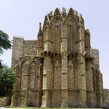 Famagusta gothic Cathedral, North Cyprus Stock Photography