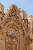 Famagusta gothic Cathedral, North Cyprus Stock Image