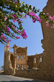 Famagusta - Noordelijk Cyprus stock afbeelding