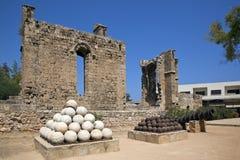 Famagusta - Turkish Cyprus stock photography