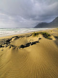 Famara Royalty Free Stock Photo