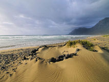 Famara Stock Photography