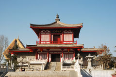 Famen Temple in Xian Royalty Free Stock Photography