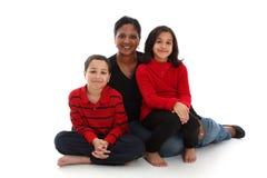 Famiglia Immagine Stock Libera da Diritti