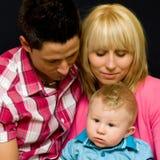 Famiglia Fotografia Stock Libera da Diritti