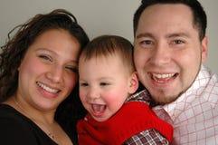 Famiglia Immagini Stock Libere da Diritti